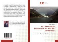 Bookcover of La Communauté Économique des Pays des Grands Lacs