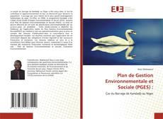 Capa do livro de Plan de Gestion Environnementale et Sociale (PGES) :