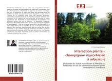 Bookcover of Interaction plante – champignon mycorhizien à arbuscule