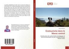 Couverture de Écotourisme dans le Maroc central