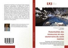 Portada del libro de Potentialités des ressources en eau souterraine du socle ivoirien