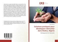 Copertina di Solutions pratiques pour développer l'abricotier dans Hodna, Algérie