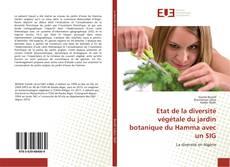 Couverture de Etat de la diversité végétale du jardin botanique du Hamma avec un SIG
