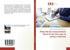 Capa do livro de Précarité du recouvrement fiscal et son lien avec le secteur informel