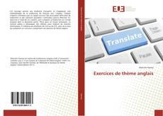 Capa do livro de Exercices de thème anglais