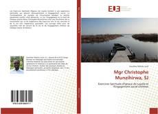 Capa do livro de Mgr Christophe Munzihirwa, SJ