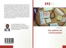 Обложка Vos options de Contraception
