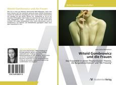 Buchcover von Witold Gombrowicz  und die Frauen