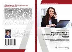 Buchcover von Möglichkeiten der Einführung von Notebook-Klassen