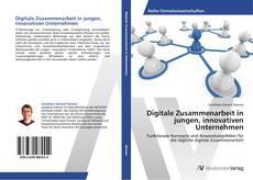 Buchcover von Digitale Zusammenarbeit in jungen, innovativen Unternehmen