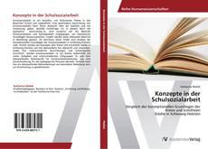 Bookcover of Konzepte in der Schulsozialarbeit