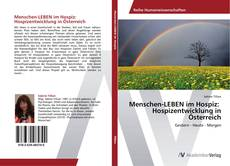 Capa do livro de Menschen-LEBEN im Hospiz:   Hospizentwicklung in Österreich