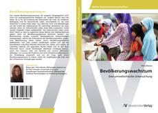 Buchcover von Bevölkerungswachstum