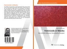 Buchcover von Feminizide in Mexiko