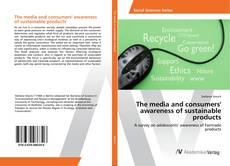 Capa do livro de The media and consumers' awareness of sustainable products
