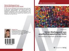 Buchcover von Sören Kierkegaard aus psychotherapeutischer Sicht