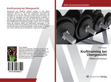 Обложка Krafttraining bei Übergewicht