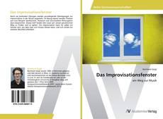 Buchcover von Das Improvisationsfenster