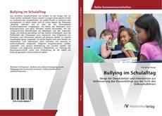 Обложка Bullying im Schulalltag