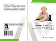 Borítókép a  Diabetes mellitus Typ II - hoz