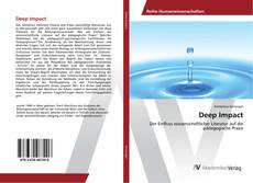 Bookcover of Deep Impact