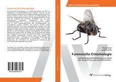 Portada del libro de Forensische Entomologie