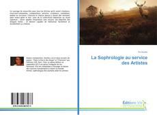 Bookcover of La Sophrologie au service des Artistes