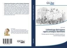 Capa do livro de Lielmēroga dzīvojamo rajonu ārtelpas identitāte
