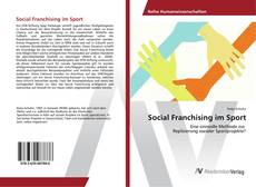 Обложка Social Franchising im Sport