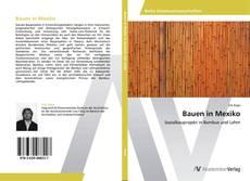 Buchcover von Bauen in Mexiko