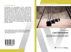 Buchcover von Last Generation