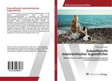 Buchcover von Zukunftssicht österreichischer Jugendlicher