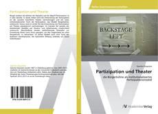 Portada del libro de Partizipation und Theater