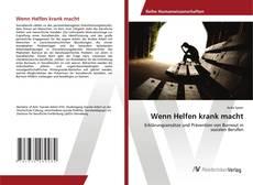 Bookcover of Wenn Helfen krank macht