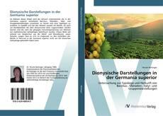 Bookcover of Dionysische Darstellungen in der Germania superior
