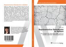 Repräsentative Demokratie in Serbien kitap kapağı