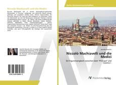 Bookcover of Niccolò Machiavelli und die Medici