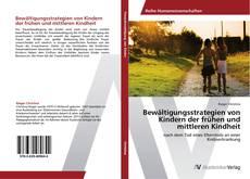 Bookcover of Bewältigungsstrategien von Kindern der frühen und mittleren Kindheit