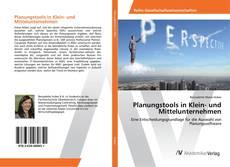 Portada del libro de Planungstools in Klein- und Mittelunternehmen