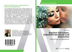Capa do livro de Bipolare Störungen, Selbsthilfe bei Manie und Depression
