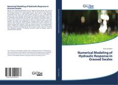 Buchcover von Numerical Modeling of Hydraulic Response in Grassed Swales