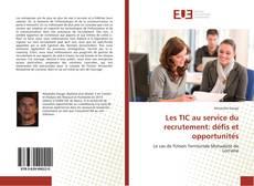 Copertina di Les TIC au service du recrutement: défis et opportunités