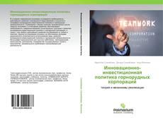 Обложка Инновационно-инвестиционная политика горнорудных корпораций