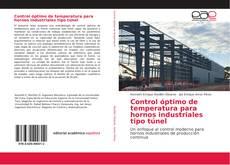 Portada del libro de Control óptimo de temperatura para hornos industriales tipo túnel