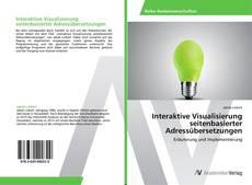 Buchcover von Interaktive Visualisierung seitenbasierter Adressübersetzungen