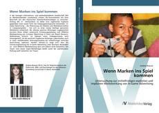 Buchcover von Wenn Marken ins Spiel kommen
