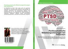 Buchcover von Posttraumatische Belastungsstörungen bei Polizisten