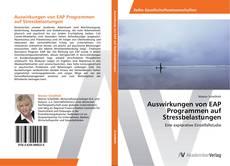 Buchcover von Auswirkungen von EAP Programmen auf Stressbelastungen