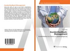 Buchcover von Kundenfeedback-Management