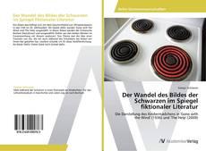 Buchcover von Der Wandel des Bildes der Schwarzen im Spiegel fiktionaler Literatur